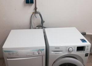 Waschgeräte FeWoAntje