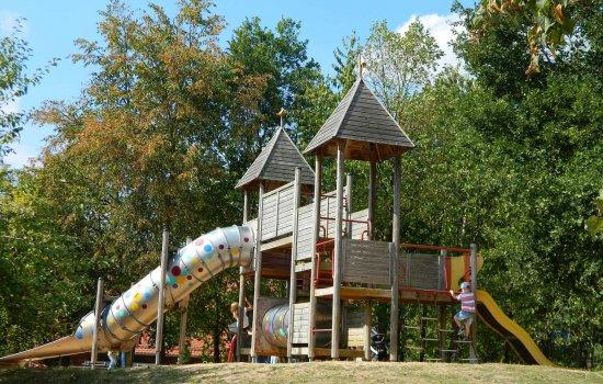 Spielplatz Seespitz